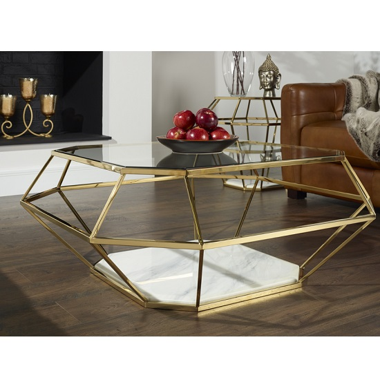Merin Coffee Table Furniture in Fashion