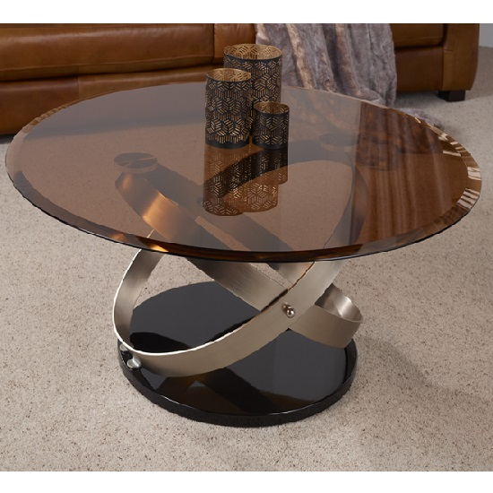 Carmela Coffee Table Furniture in Fashion
