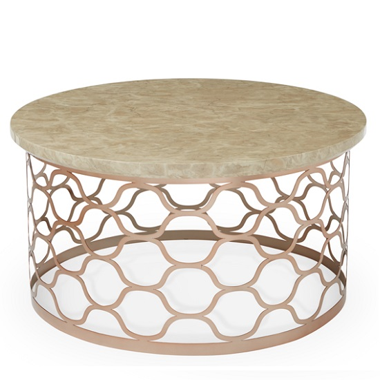 Andria Coffee Table Furniture in Fashion